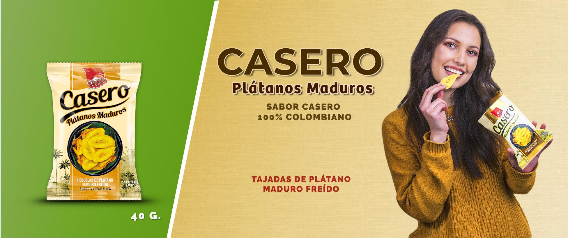 Casero 3