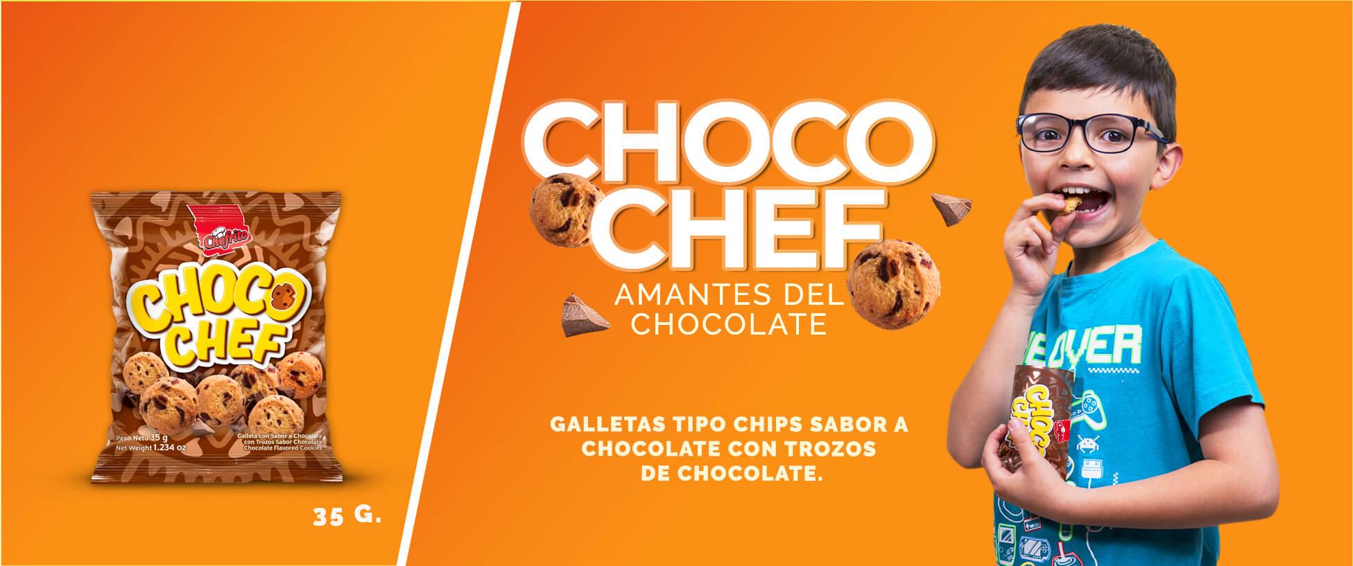 Chocochef 1