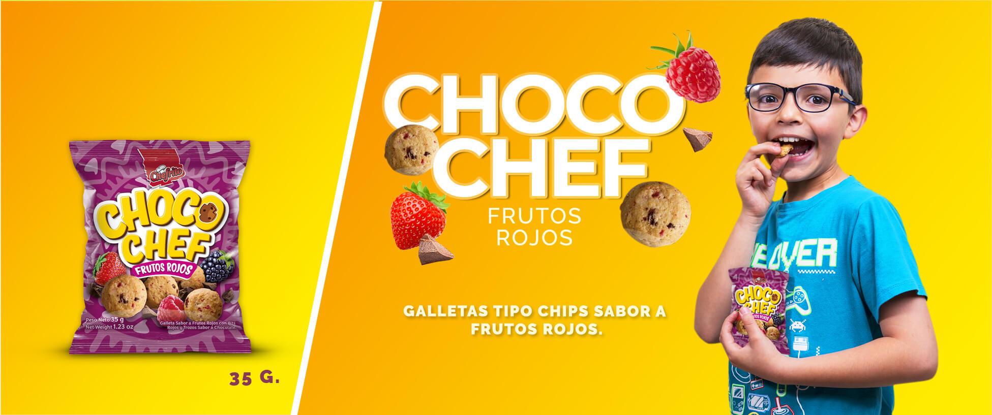 ChocoChef 3